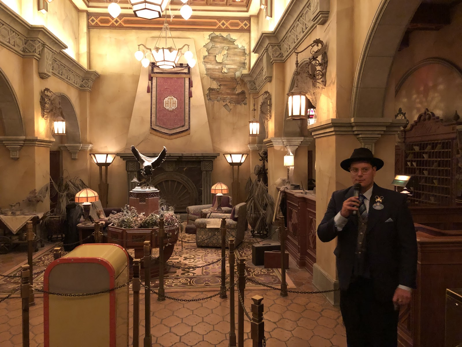 Review The Twilight Zone Tower Of Terror A New Dimension Of Chills At Disneyland Paris Laughingplace Com