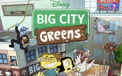 "Season 2 of Disney Channel's ""Big City Greens"" to Premiere November 16"