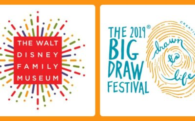 The Walt Disney Family Museum to Host The Big Draw Festival on October 5