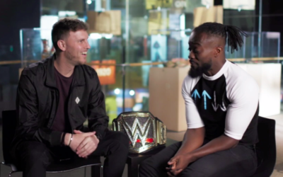 "TV Review - ""SneakerCenter Episode 2 feat. Kofi Kingston"" on ESPN+"