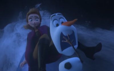 "TV Spots Revealed for ""Frozen 2"" Opening November 22nd"