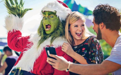 Universal Studios Hollywood Celebrates with Traditional Holiday Favorites Starting November 28th