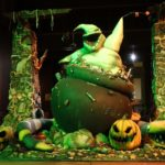 Video: Disney's Grand Californian Hotel Celebrates Halloween with Live Music, Giant Oogie Boogie Cake