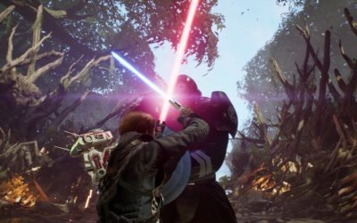 "Video: ""Star Wars: Jedi - Fallen Order"" Video Game Launch Trailer Released by EA"