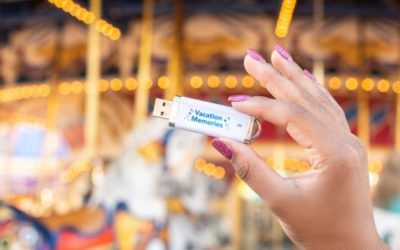 Walt Disney World Introduces Disney PhotoPass Archive USB as Backup for Your Vacation Photos