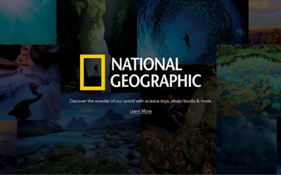 National Geographic Merchandise Comes to shopDisney