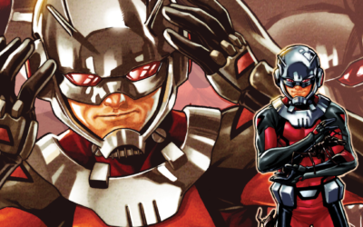 Ant-Man is Back and Better Than Ever in New Book Coming in February