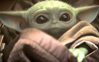 """Baby Yoda"" Joins the Long List of Memes That Can Be Found on Disney+"