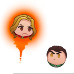 """""""Captain Marvel"""" Becomes the Latest Subject of Disney's """"As Told By Emoji"""" Series"""