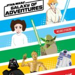 "Children's Books Review - ""Star Wars: Galaxy of Adventures - Heroes and Villains"" and ""Star Wars: Creatures Big & Small"""