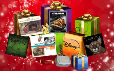 Disney Fan Holiday Gift Guide 2019
