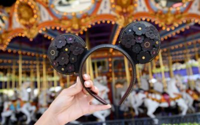 Disney Parks Designer Collection Minnie Ears by Coach Available Now at Disneyland Resort, Walt Disney World
