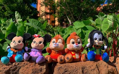 Disney Wishables Collection Arrives at Disney's Aulani Resort