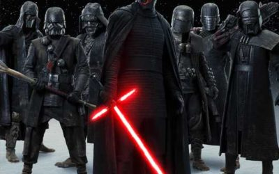 """Empire Magazine """"Star Wars: The Rise of Skywalker"""" Covers Reveal Look at the Knights of Ren"""