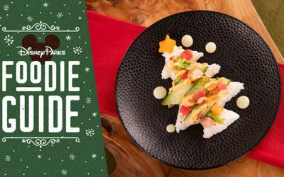 Epcot International Festival of the Holidays Foodie Guide