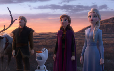 "Film Review: ""Frozen II"" Delivers Beauty, Humor, and Some Surprising Emotion"