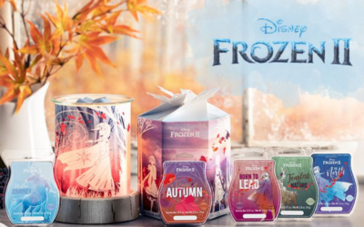 Frozen 2 Scentsy Collection Now Available