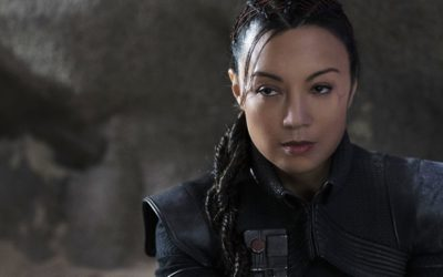"Get Your First Look at Ming-Na Wen's Character from ""The Mandalorian"""