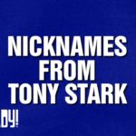 """Jeopardy!"" Quizzes Contestants With ""Nicknames From Tony Stark"" Category"