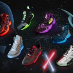 Lightsaber-Inspired Shoes Debut as Part of Adidas x Star Wars 2019 Collection