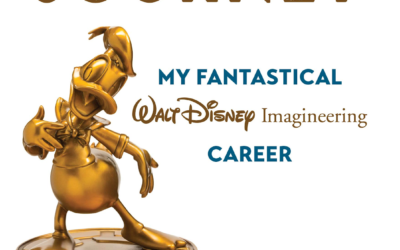 "Book Review: ""Magic Journey: My Fantastical Walt Disney Imagineering Career"" by Kevin Rafferty"