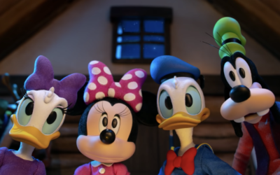 Mickey and Friends Stop-Motion Holiday Interstitials Coming Soon to Disney Junior