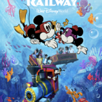 New Poster Released for Mickey & Minnie's Runaway Railway at Disney's Hollywood Studios