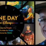 """""""One Day at Disney"""" Book Signings With Author Bruce Steele Coming to Walt Disney World, Disneyland"""