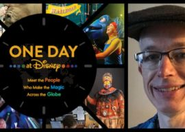 """One Day at Disney"" Book Signings With Author Bruce Steele Coming to Walt Disney World, Disneyland"