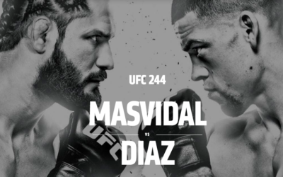 Preview - UFC 244 on ESPN+