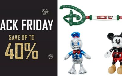shopDisney|Disney store Announce Black Friday Deals, New Holiday Collectibles