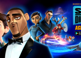 """""""Spies in Disguise: Agents on the Run"""" Mobile Game to Launch This Fall"""