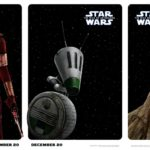 """""""Star Wars: The Rise of Skywalker"""" Character Posters Revealed"""