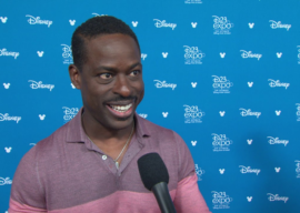 "Sterling K. Brown Will Provide Vocal Talent to Upcoming Disney+ Documentary and Short Form Series ""One Day at Disney"""