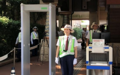 Tokyo Disney Resort Adds Enhanced Security Measures at Park Entrances
