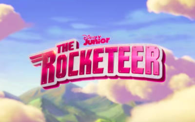 """TV Review - """"The Rocketeer"""" on Disney Junior"""