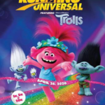 "Universal Studios Hollywood Announces Next Running Universal Event Featuring Dreamworks Animation's ""Trolls"""