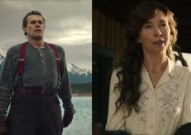"""Interview: Actors Willem Dafoe and Julianne Nicholson of the New Disney+ Historical Action/Drama """"Togo"""""""