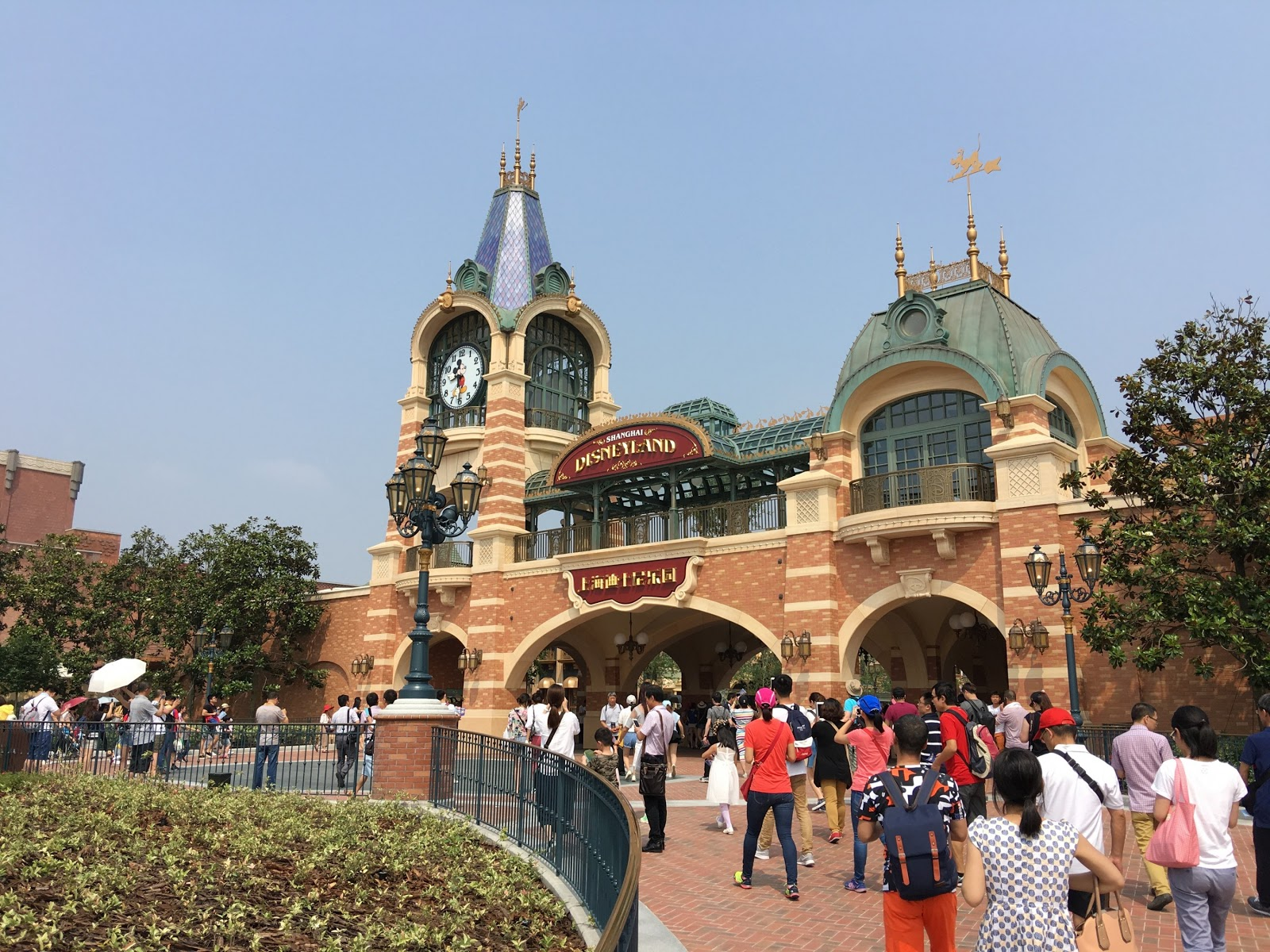 """Shanghai Disneyland will be featured in """"To Infinity and Beyond"""" Photo by Jeremiah Good"""