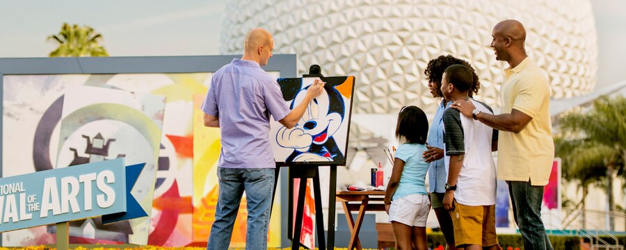 Taste Of Epcot International Festival Of The Arts Laughingplace Com