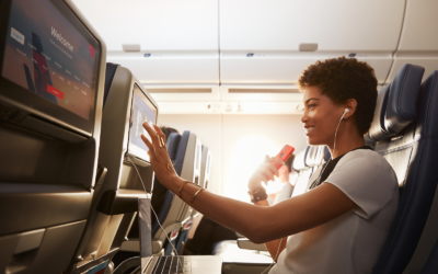Adventure Takes Flight: Delta's In-Flight Entertainment to Include Favorites From Disney+