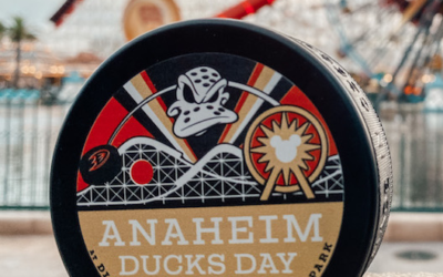 Details Announced for 2020 Anaheim Ducks Day at Disney California Adventure Park