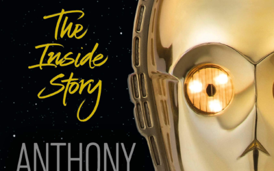"Book Review: ""I Am C-3PO"" by Anthony Daniels"