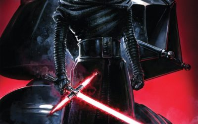 "Comic Review - ""Star Wars: The Rise of Kylo Ren"" #1"