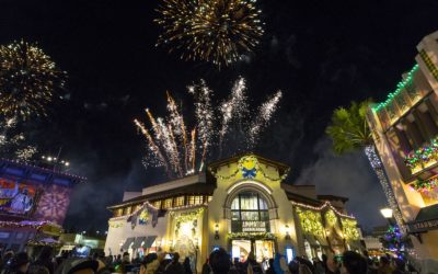 Count Down to 2020 at Universal Studios Hollywood's Annual EVE Party