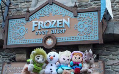 December Disney Parks Wishables: Frozen Ever After