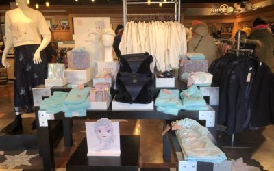 Disneyland Paris' Exclusive Fashion Collection Celebrates Elsa