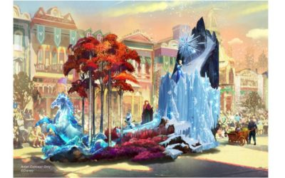 "Disneyland's New Parade ""Magic Happens"" Set to Premiere on February 28"