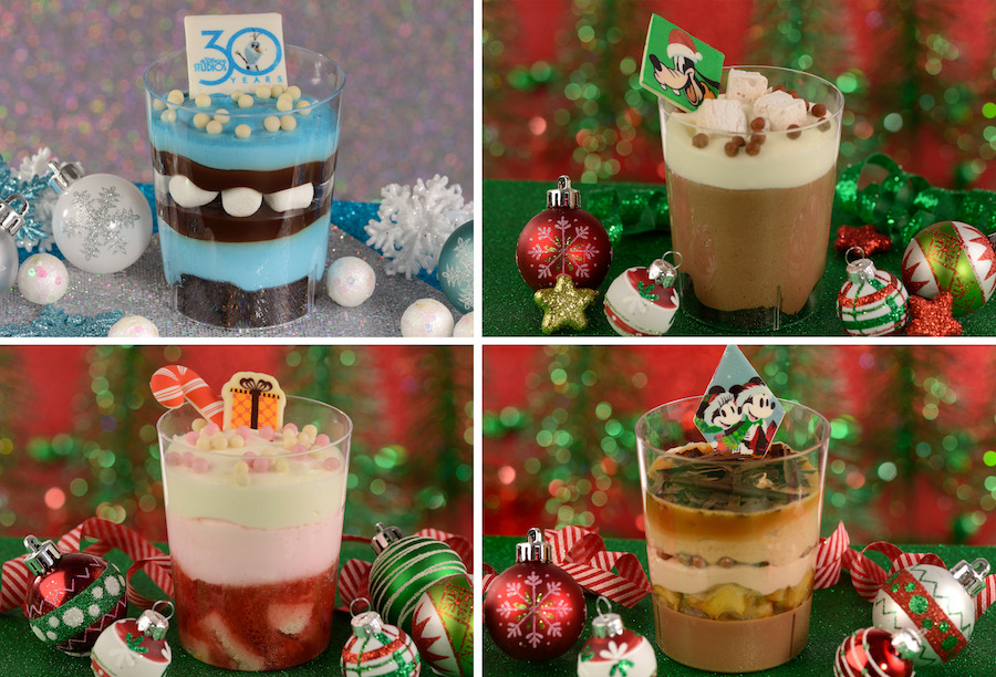 Holiday Verrines for Holidays 2019 at Disney's Hollywood Studios