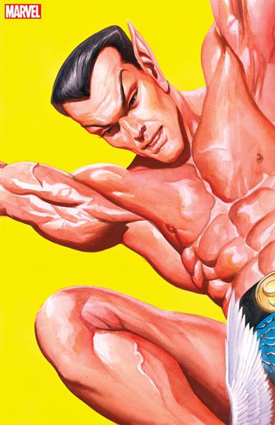 Sub-Mariner: Marvels Snapshot #1 | Written by Alan Brennert with Kurt Busiek; Art by Jerry Ordway; Cover by Alex Ross